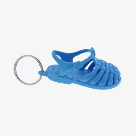 Goodies Méduse Key rings Cyan