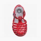 Mens sandals Méduse Sunray Carmine