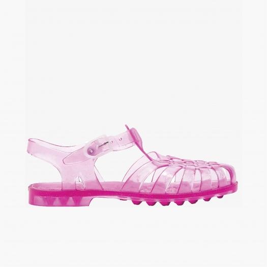 Women sandals Méduse Sun Pink Glitter