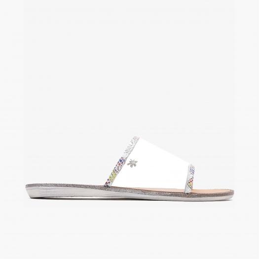 Women sandals Méduse Biblos Crystal