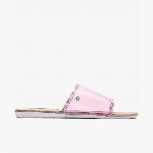 Women sandals Méduse Biblos Fuchsia