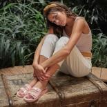 Women sandals Méduse Mambo Marshmallow