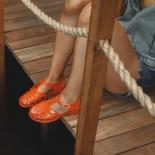 Women shoes Méduse Sun Flame