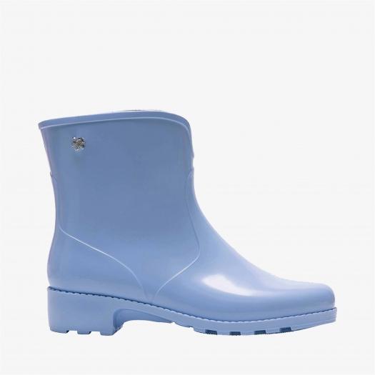 Womens low boots Méduse Camaro Pastel Blue