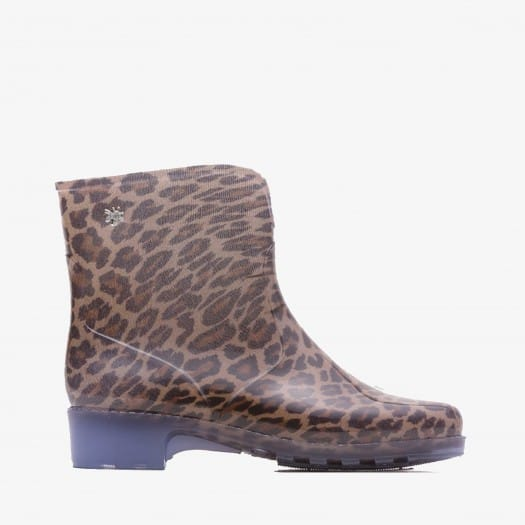 Womens low boots Méduse Caming Panther