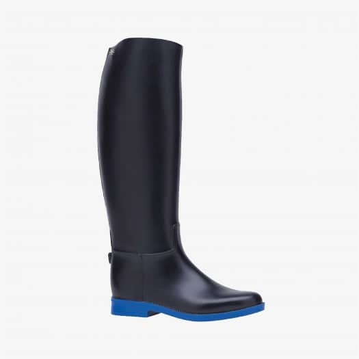 Womens high boots Méduse Filo Navy Blue/Blue