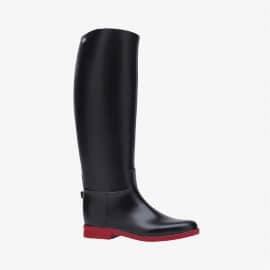 Womens high boots Méduse Filo Black/Red