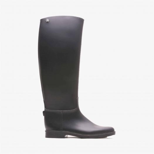 Womens high boots Méduse Flambor Anthracite