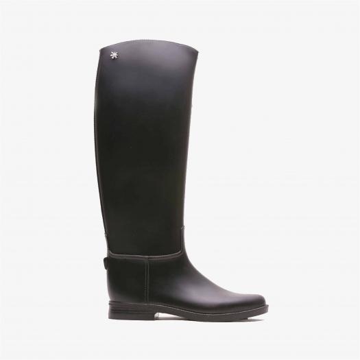 Childrens high boots Méduse Flambor Black