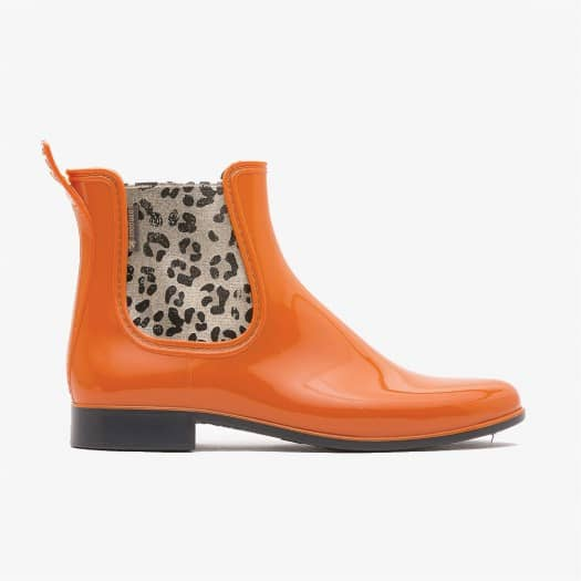 Womens low boots Méduse Japthere Terracota/Anthracite