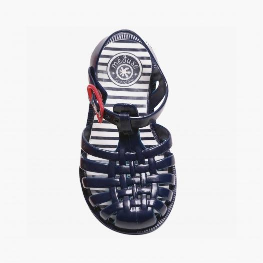 Childrens sandals Méduse Sunray Navy Blue