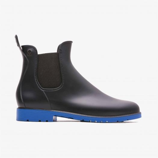 Mens low boots Méduse Jom Navy Blue/Blue