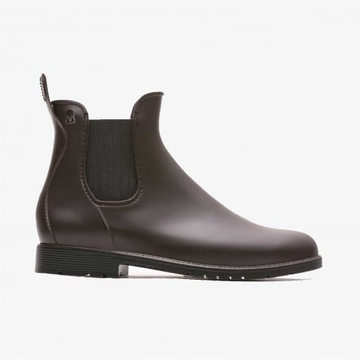 Mens low boots Méduse Jom Brown/Black