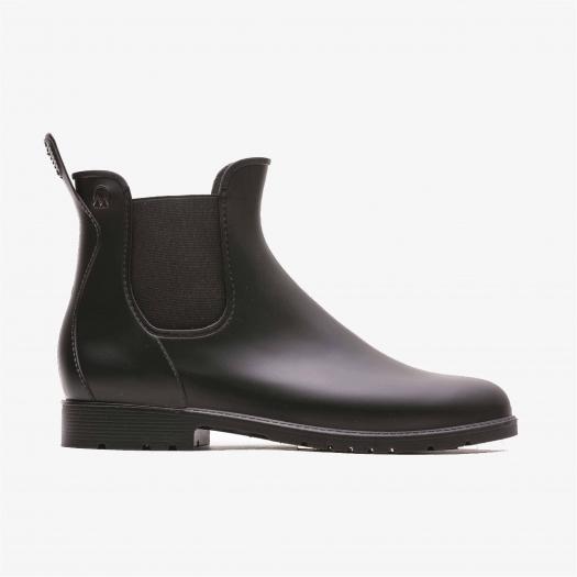 Mens low boots Méduse Jom Black