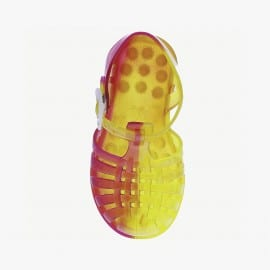 Childrens sandals Méduse Suntri Lemon/Strawberry