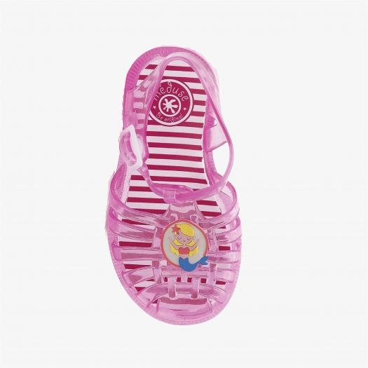 Childrens sandals Méduse Sunpatch Glitter Pink