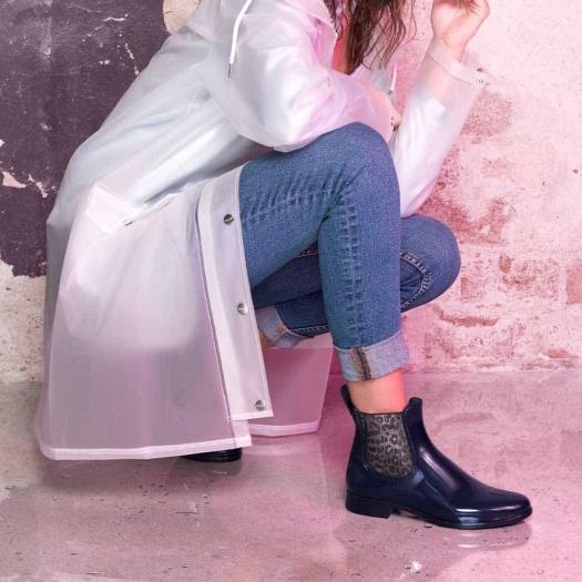Womens low boots Méduse Japard Night Blue/Black