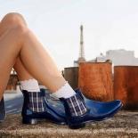 Womens low boots Méduse Japscot Night blue/Black