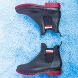 Womens low boots Méduse Jumpsport Navy Blue/Red