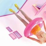 Women sandals Méduse Sun Canary