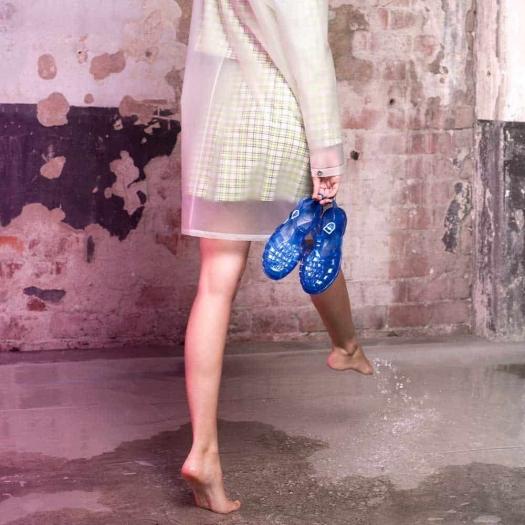 Women sandals Méduse Sun Cobalt