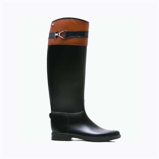 Womens high boots Méduse Flamboy Black