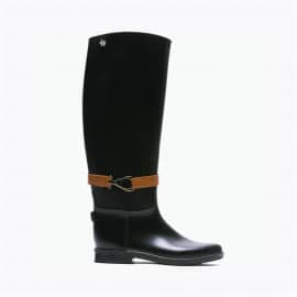 Womens high boots Méduse Flamille