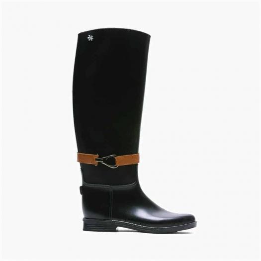 Womens high boots Méduse Flamille