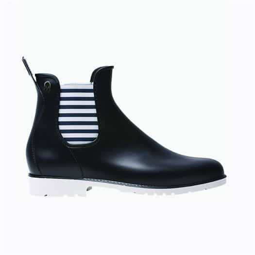 Mens low boots Méduse Jomarin Navy Blue/White