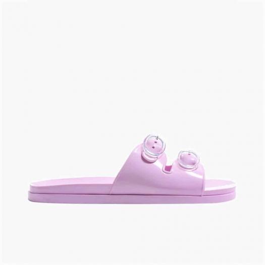 Women sandals Méduse Mambo Pastel Pink