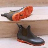 Womens low boots Méduse Jumpy Khaki/Scrubs