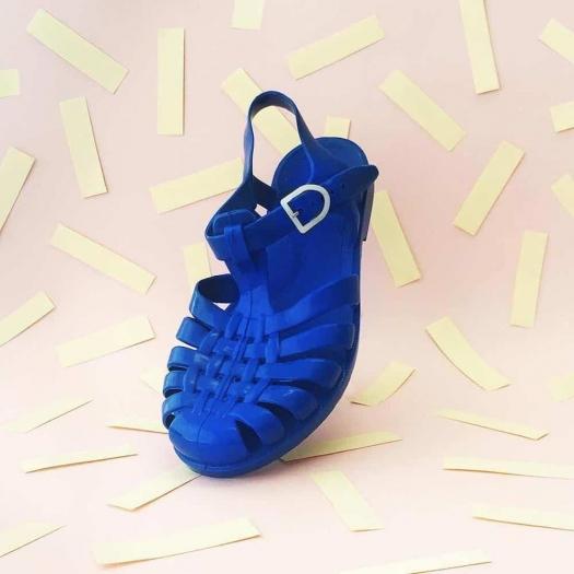 Childrens sandals Méduse Sun Royal Blue