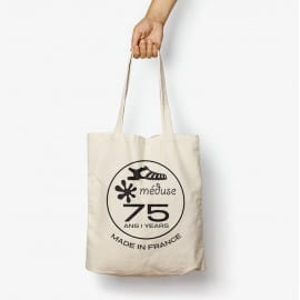 Goodies Méduse Tote Bag SACENTISSU-GO