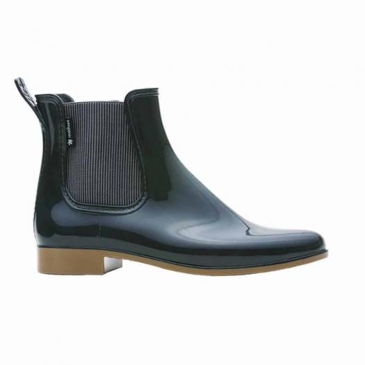 Womens low boots Méduse Japlieu Anthracite/Crepe
