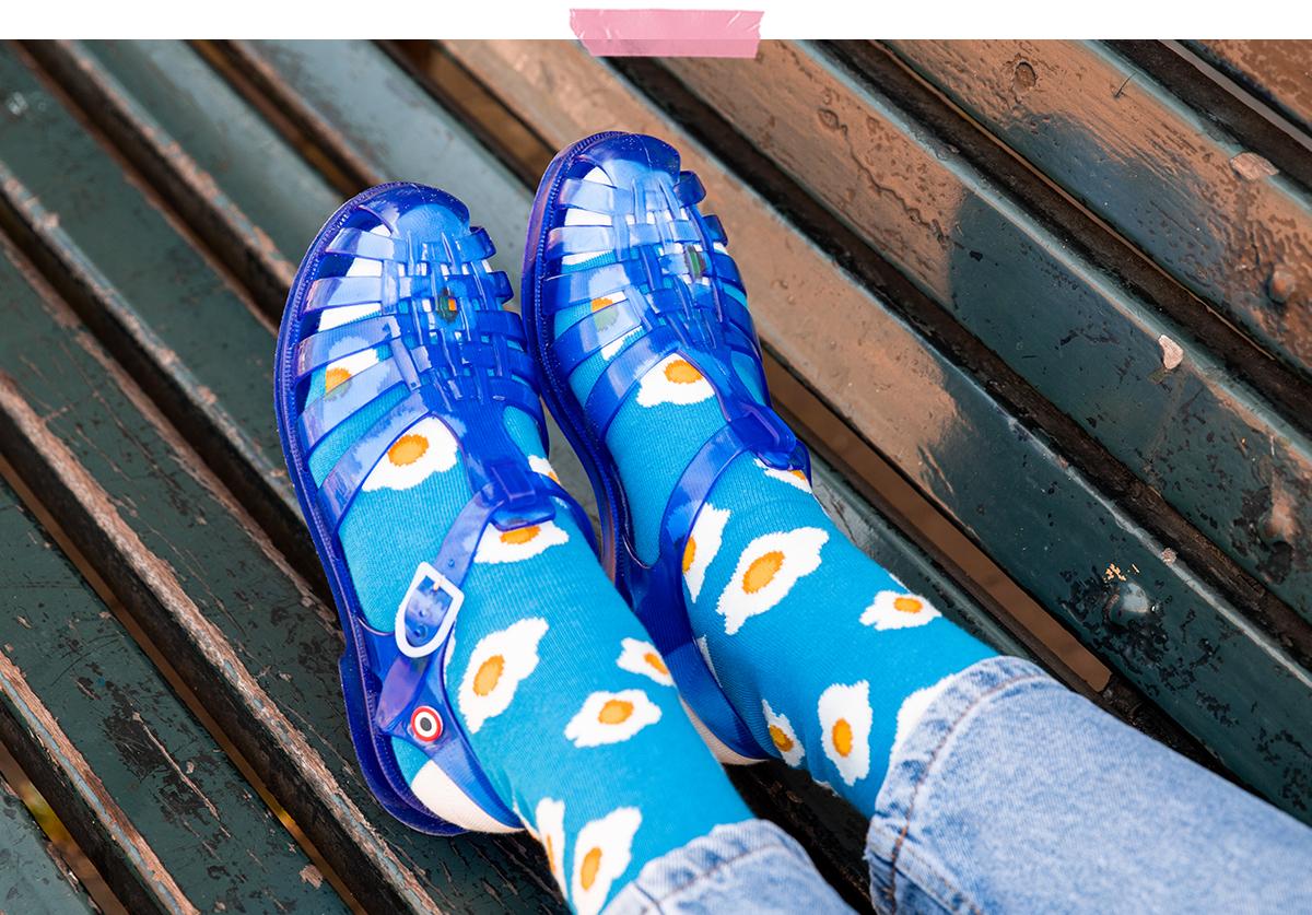 Méduse x Archiduchesse : une collaboration qui a trouvé chaussure à… sa chaussette