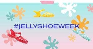 Venez fêter la #JellyShoeWeek avec Méduse