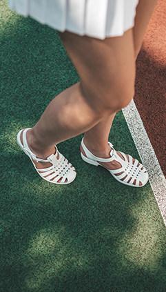 chaussures meduse femme